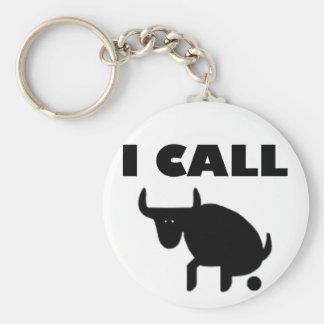 i call it bull strength key ring