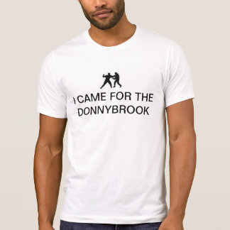 I CAME FOR THE DONNYBROOK T-Shirt