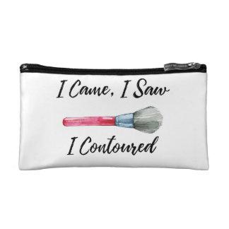 I Came. I Saw. I Contoured. Makeup Bag