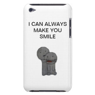 I CAN ALWAYS MAKE YOU SMILE IPHONE CASE iPod TOUCH CASE