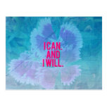 I can and I will! Post Card
