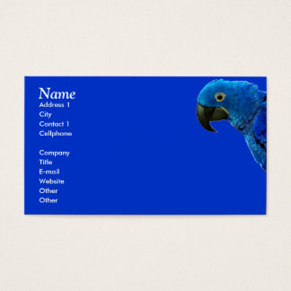 I Can_ Business Card