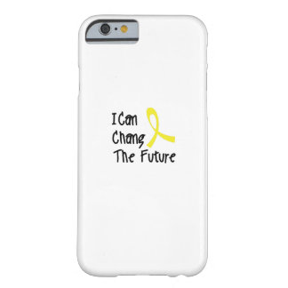 I Can Chang Future Childhood Cancer Awareness Barely There iPhone 6 Case