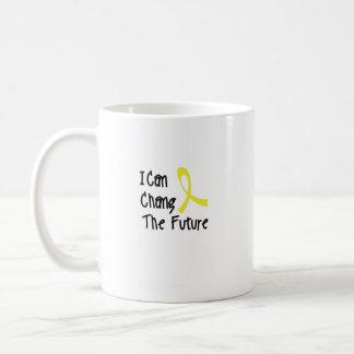 I Can Chang Future Childhood Cancer Awareness Coffee Mug