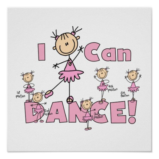 I can dance t shirts and gifts print zazzle for Where can i print t shirts