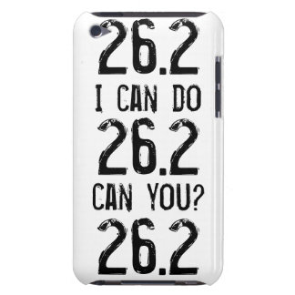 I can do 26.2 -- Can you? Barely There iPod Cases