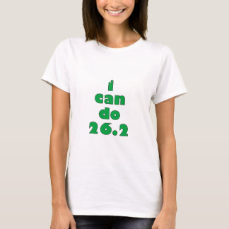 I Can Do 26.2 T-Shirt