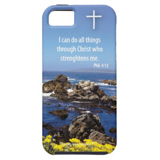I Can Do All Things - iPhone 5/5S/SE Tough Case