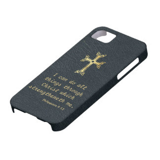 I can do all things through Christ Case For The iPhone 5