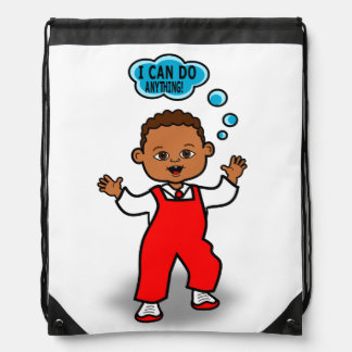I Can Do Anything Toddler's First Steps Rucksack