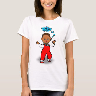I Can Do Anything Toddler's First Steps T-Shirt