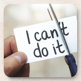 I can do it coaster