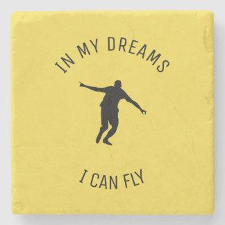 I CAN FLY STONE COASTER