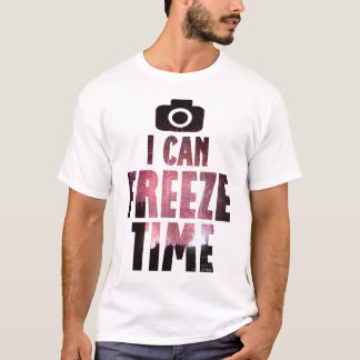 I Can Freeze Time T-Shirt