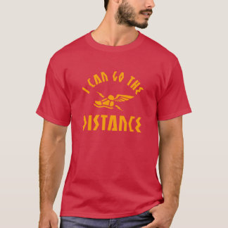 I Can Go The Distance | Running Motivation T-Shirt