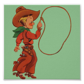 I Can Lasso Poster