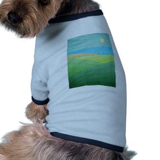 I Can See The Beach Pet Tshirt