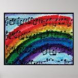 I Can Sing A Rainbow Print