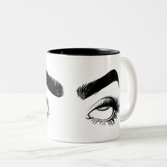 I can't even Two-Tone coffee mug
