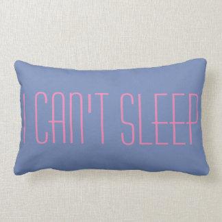 I CAN'T SLEEP LUMBAR CUSHION