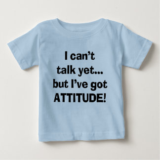I Can't Talk Yet T-shirts