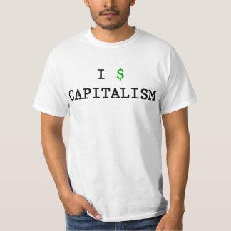 I $ Capitalism Shirt