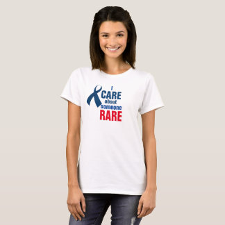 I care about someone rare Bardet–Biedl syndrome T-Shirt