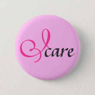 I care - Button