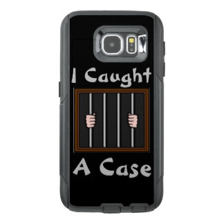 I Caught A Case Cell Phone Case