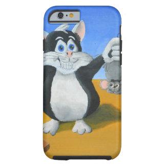 I Caught a Mouse Tough iPhone 6 Case