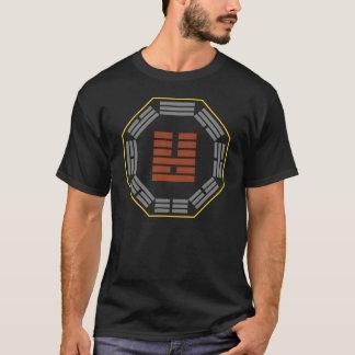 "I Ching Hexagram 36 Ming I ""Brightness Hiding"" T-Shirt"