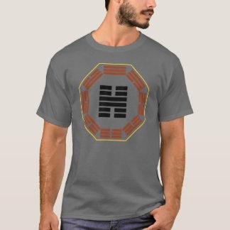 """I Ching Hexagram 62 Hsaio Kuo """"Small Exceeding"""" T-Shirt"""
