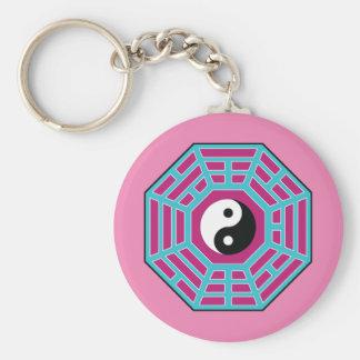 I Ching Yin Yang Key Ring