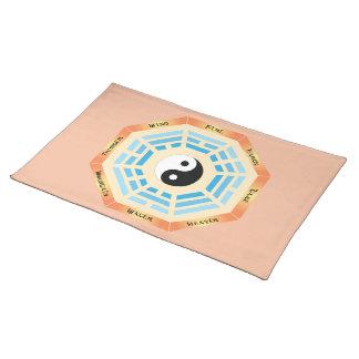 I Ching Yin Yang Placemat