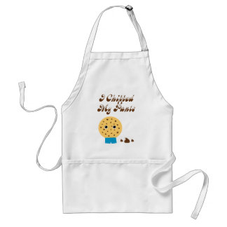 I Chipped My Pants Chocolate Chip Cookie Apron