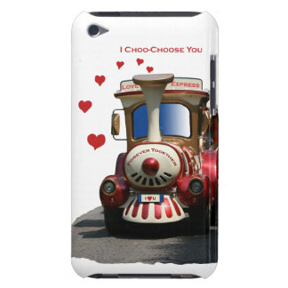 I Choo-Choose You iPod Touch Case-Mate Case