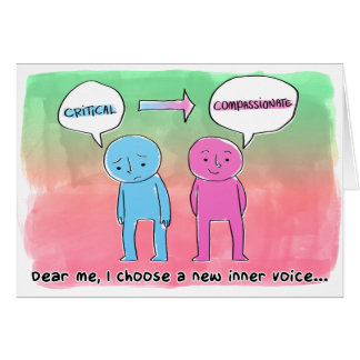I Choose a New Inner Voice Card