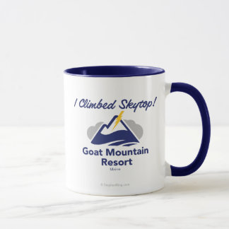 I Climbed Skytop! Mug