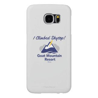 I Climbed Skytop! Samsung Galaxy S6 Cases