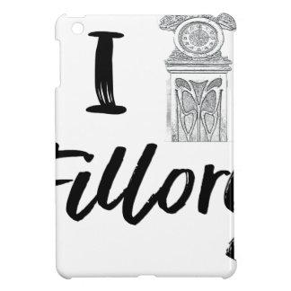 I (Clock) Fillory iPad Mini Cover