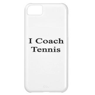 I Coach Tennis iPhone 5C Case