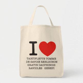 I Coil Tartiflette Tote Bag