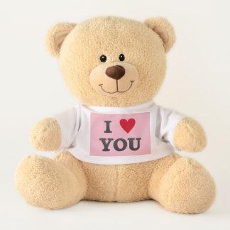 I COIL YOU TEDDY BEAR