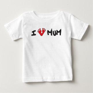 I coils Mum Baby T-Shirt