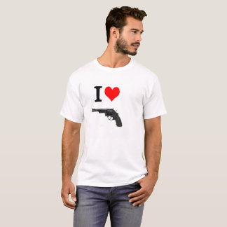 I coils my revolver T-Shirt