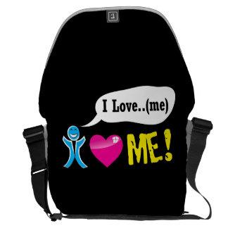 I coils to me bag messenger messenger bag
