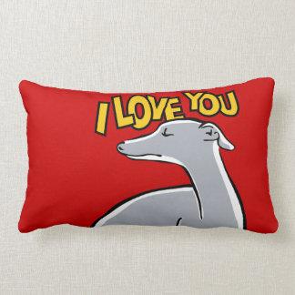 I coils you! lumbar pillow