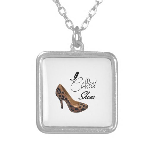 I Collect Shoes High Heels Pumps Jewelry