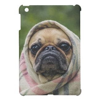 I Come in peace pug dog Cover For The iPad Mini