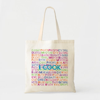 I.COOK - Colorful Tote Bag